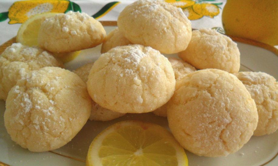 Biskota me limon